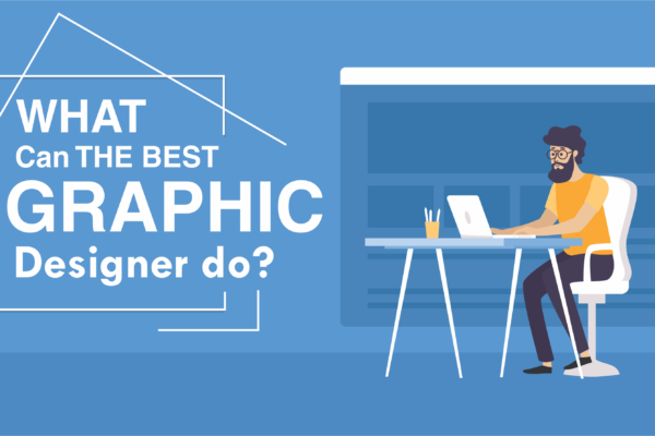 What can the best Graphic Designer do?