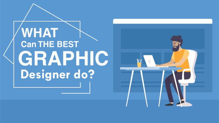 What Can the Best Graphic Designer Do | Best Example Kuldeep Aggarwal?