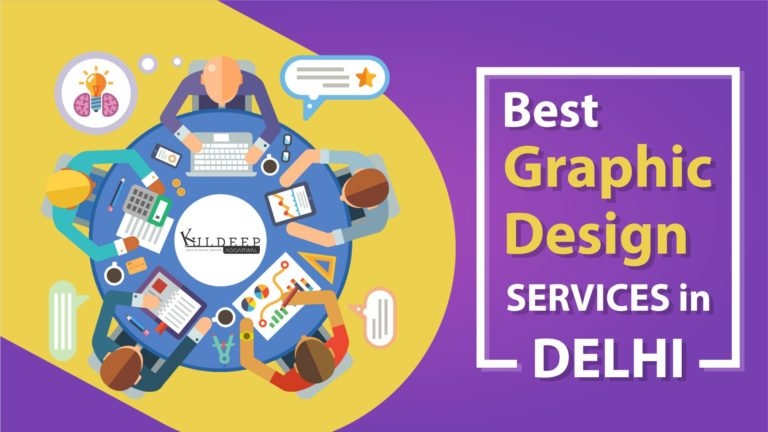 Best Graphic Design Services in Delhi