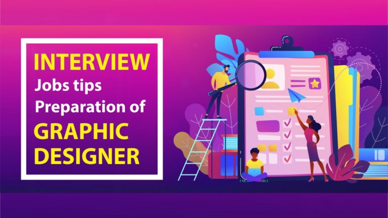 Interview Jobs tips Preparation of Graphic Designer with Kuldeep Aggarwal