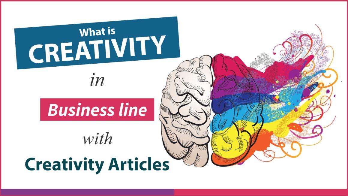 Types of Creativity | Examples
