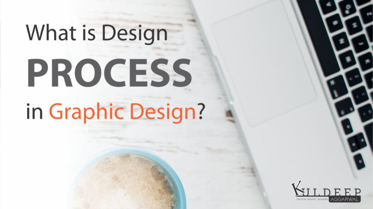 What is Design Process in Graphic Design?
