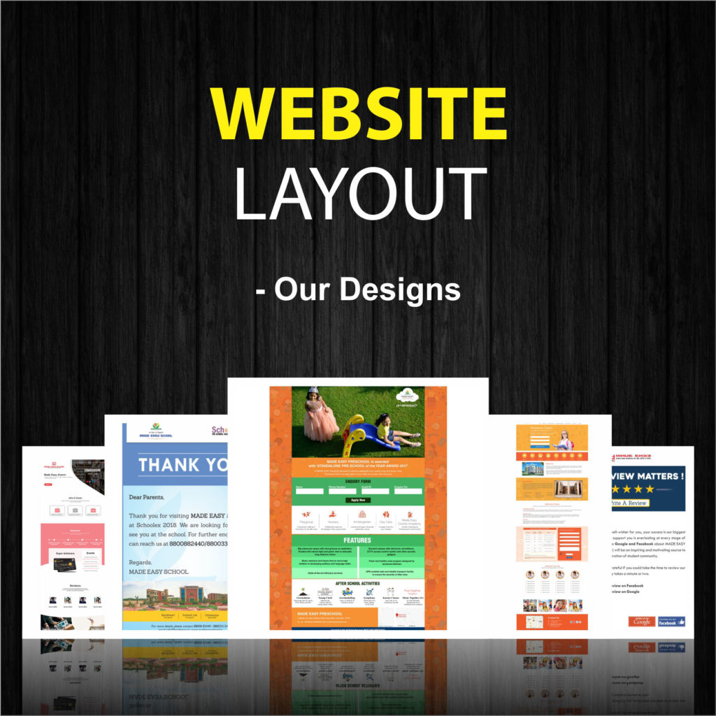 website-layout