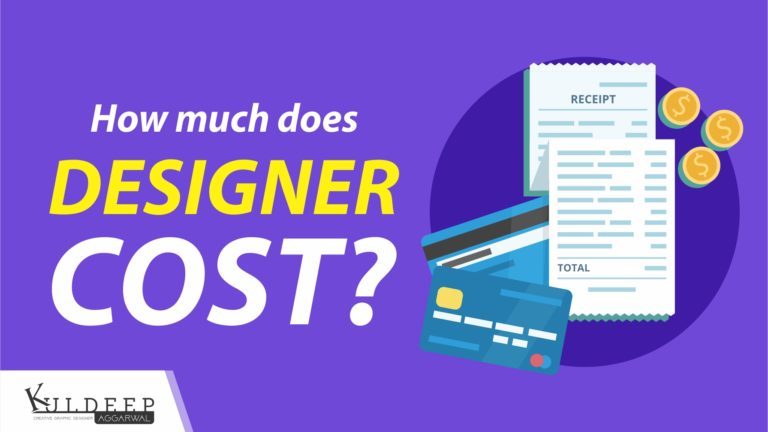 How Much Does Designer Cost | Kuldeep Designer | Crowd | 99Designs?
