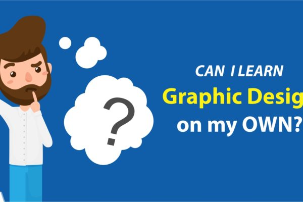 Can I Learn Graphic Design On My Own | By Kuldeep Aggarwal?