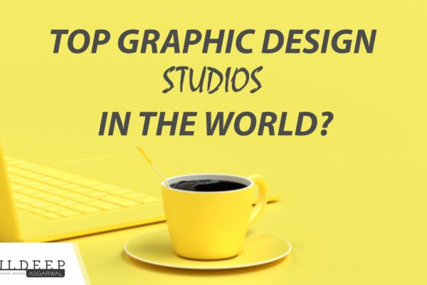 Top Graphic Design Studios in The World | New York | India?