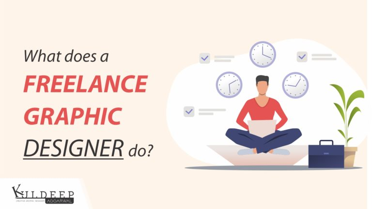 What Does a Freelance Graphic Designer Do?