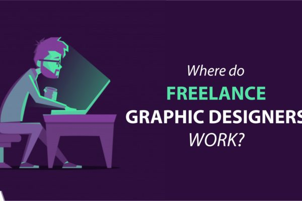 Where Do Freelance Graphic Designers Work | Delhi | India | World?