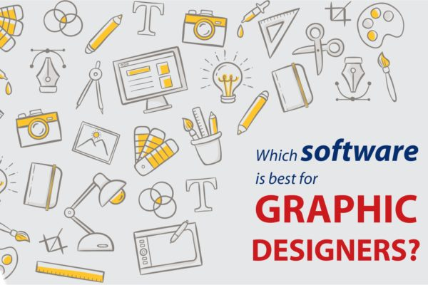 Which Software Is Best for Graphic Designer | Best Graphic Design Programs?