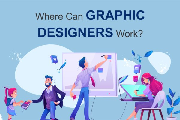 Where Can Graphic Designers Work | Graphic Design News Articles?
