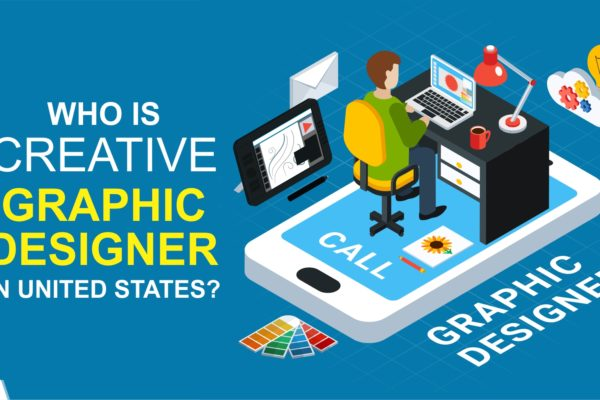 Who Is Creative Graphic Designer in United States?