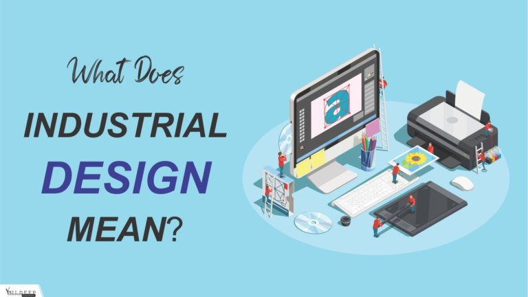 What Does Industrial Design Mean | Design Portfolio?