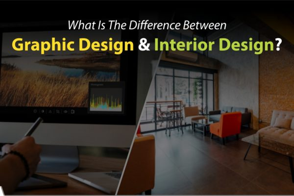 What Is the Difference Between Graphic Design and Interior Design?