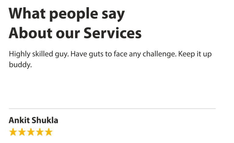 kuldeep-review